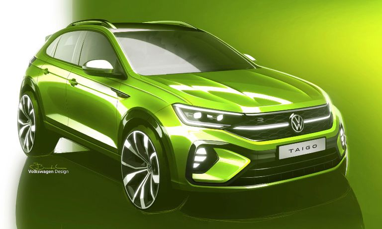 VW adds sporty crossover with Taigo