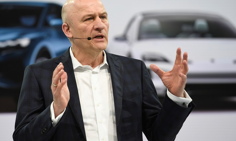 VW will start search for new CFO, report says