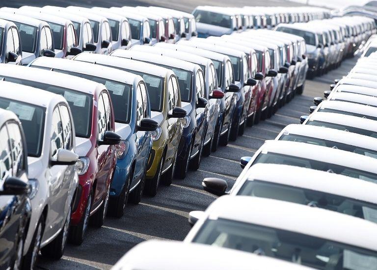 VW cars Germany