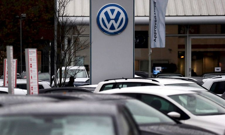 VW Group sales fell 34% in May as virus continued to hit demand