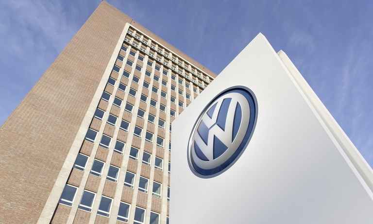 Two ex-VW board members charged over labor representatives' pay