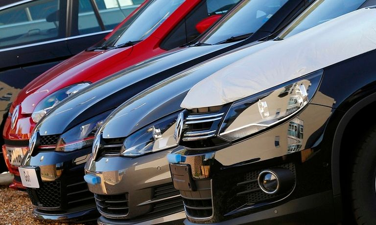 Germany's car industry shows initial signs of recovery