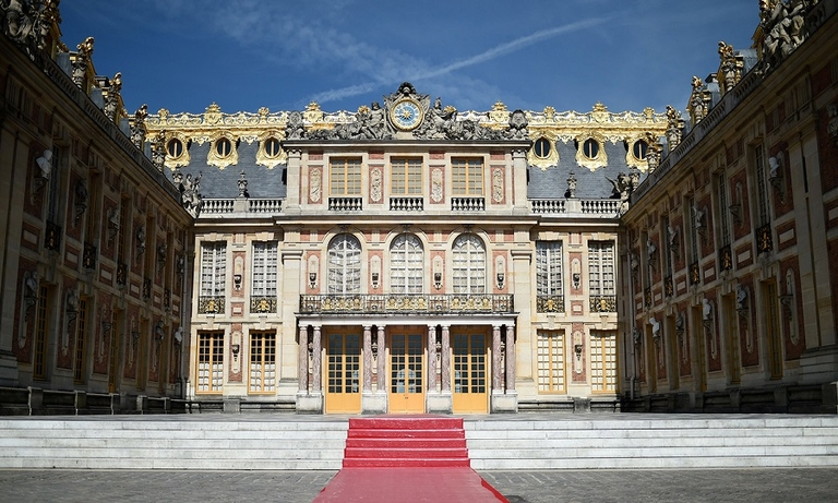 Ghosn defends use of Versailles for wife's birthday party