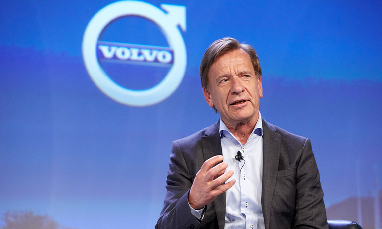 Volvo boss: 'What we need now are solutions'