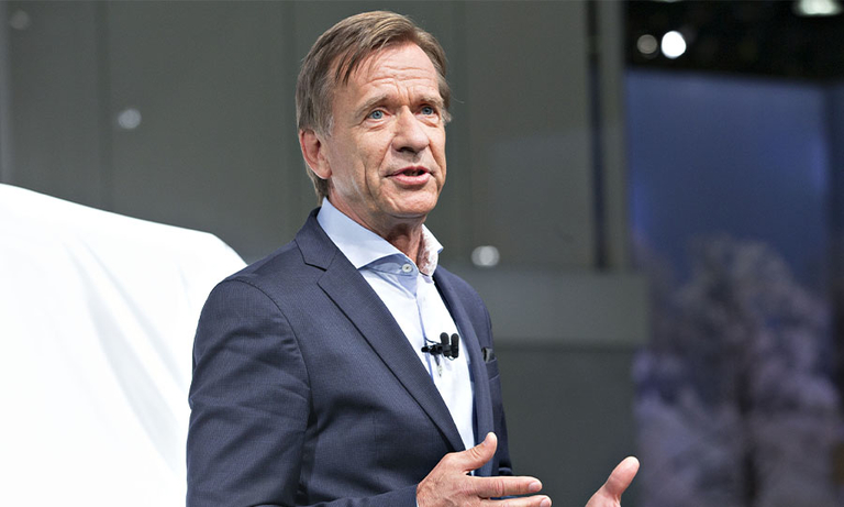Volvo CEO determined to shake up vehicle ownership model