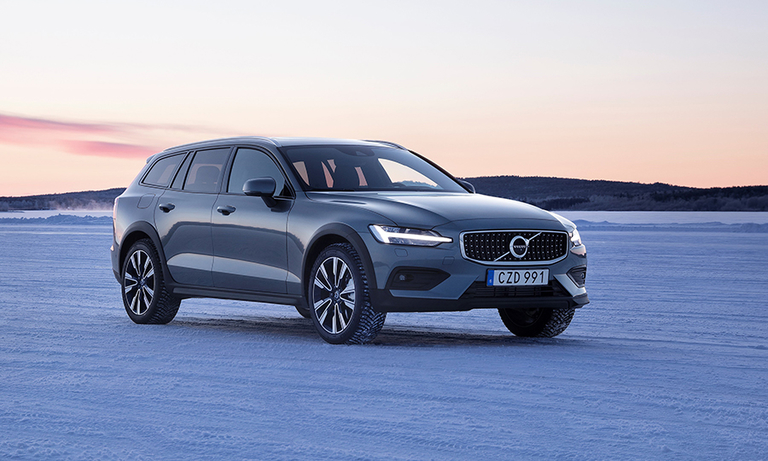 Volvo blurs the wagon/SUV line with the V60 Cross Country