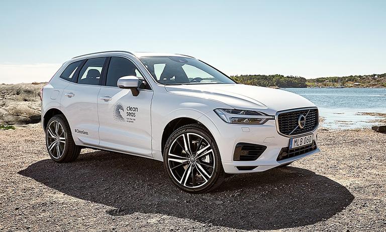 Volvo seeks new suppliers, fresh ideas to make greener cars