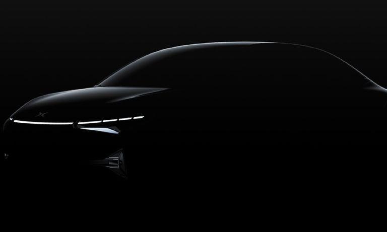 China's Xpeng readies Tesla Model 3 rival