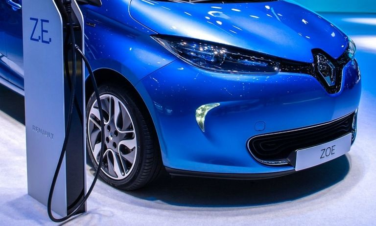 EVs make huge gains helped by incentives, tougher CO2 rules