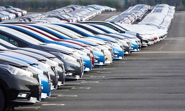 Bloomberg UK vehicle inventory