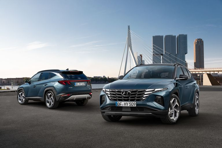 Hyundai counts on new Tucson to become its Europe top-seller