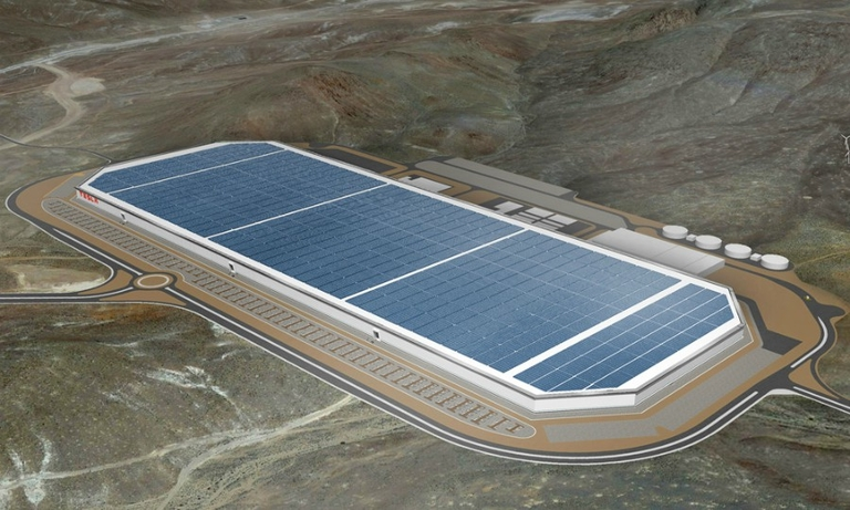 Tesla to cut on-site staff at U.S. battery factory by 75%