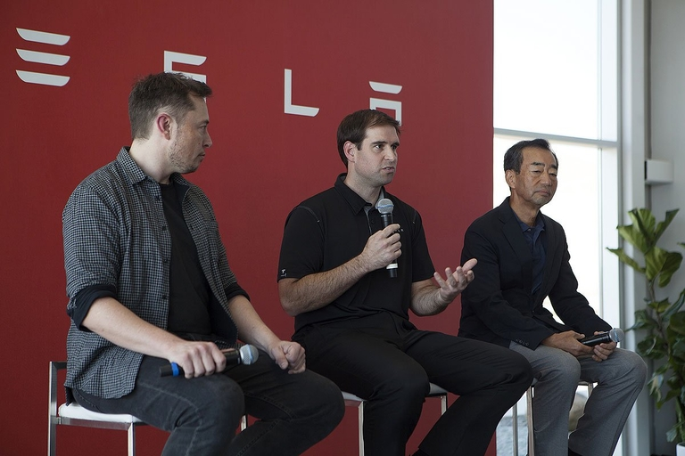 Tesla loses a founder, and a piece of its soul