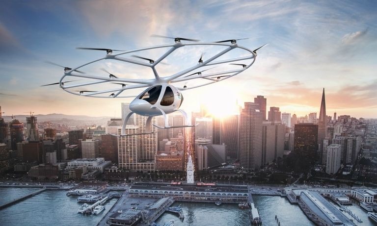Volocopter teams up with Schenker to deploy heavy-lift drones