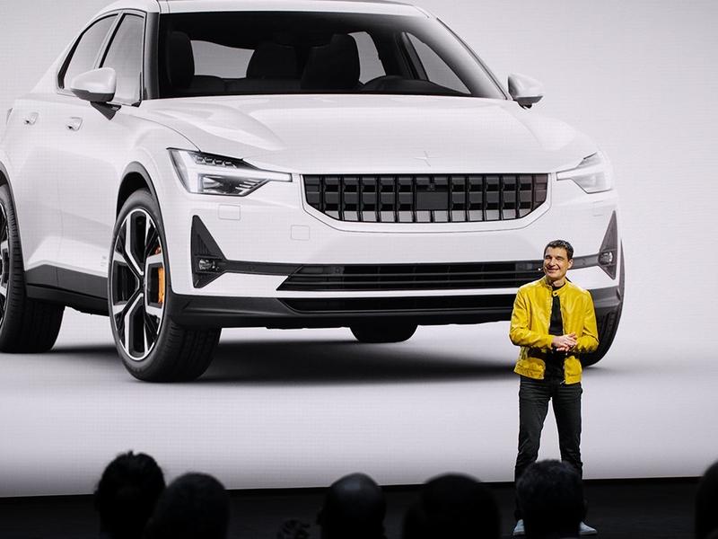 Volvo's Polestar EV brand designed to do things differently