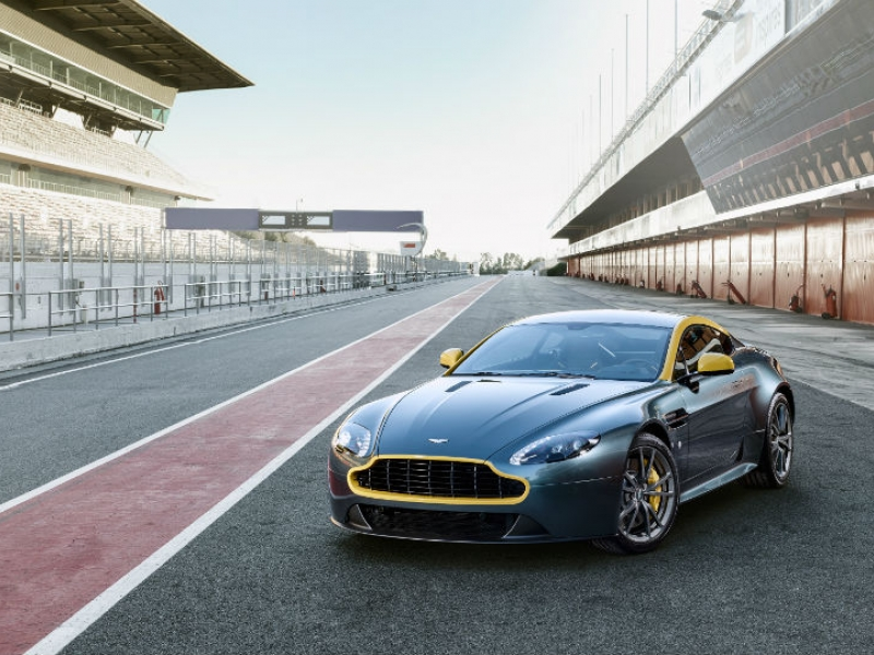 Aston Martin Expects To Be Profitable After 2016