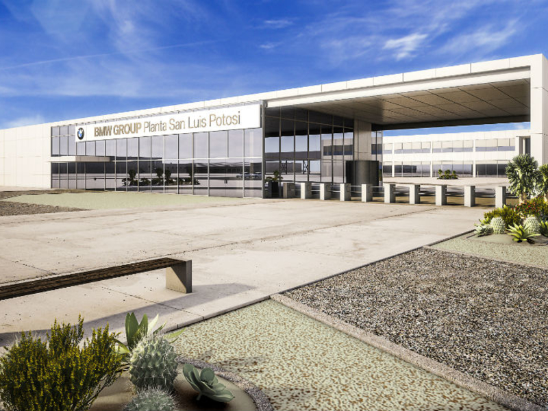 BMW's Mexican plant will be group's most resource-efficient