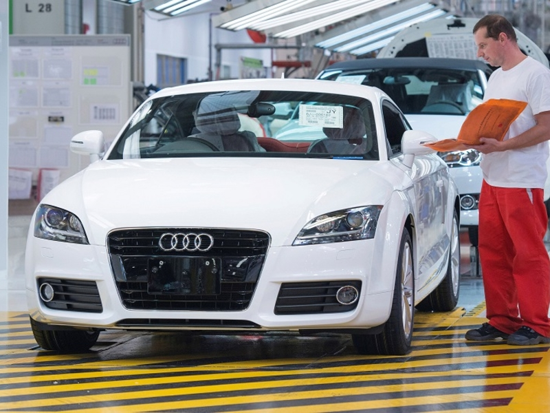 Why Audi Workers In Hungary Are On Strike