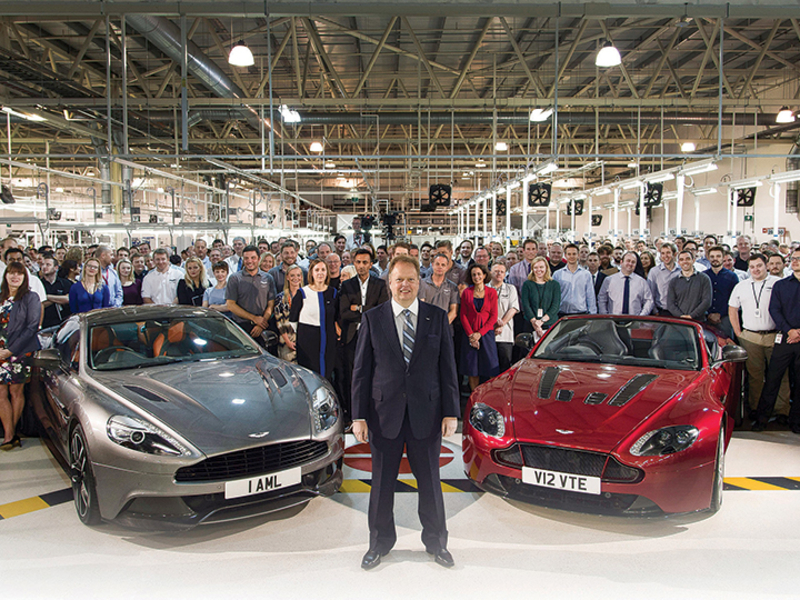 Aston Martin To Court Women Buyers Add Crossover In Growth Push