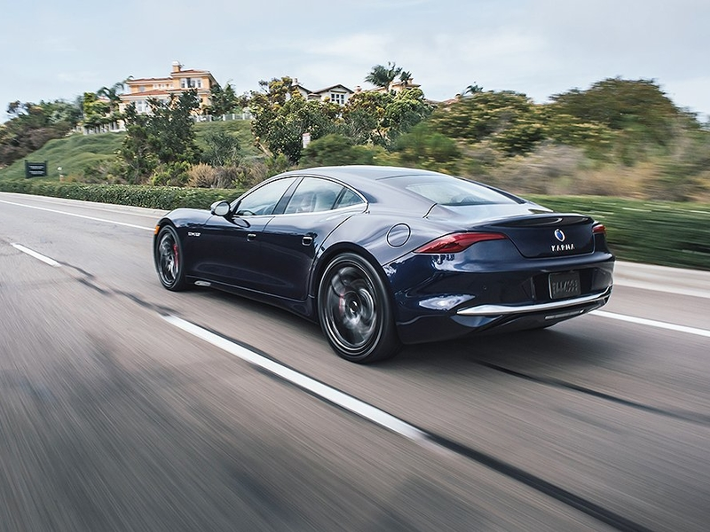 Karma Automotive restructures to cut costs