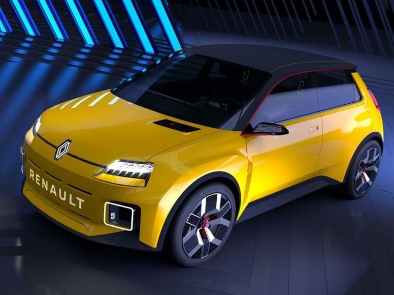 Renault 5 concept web.