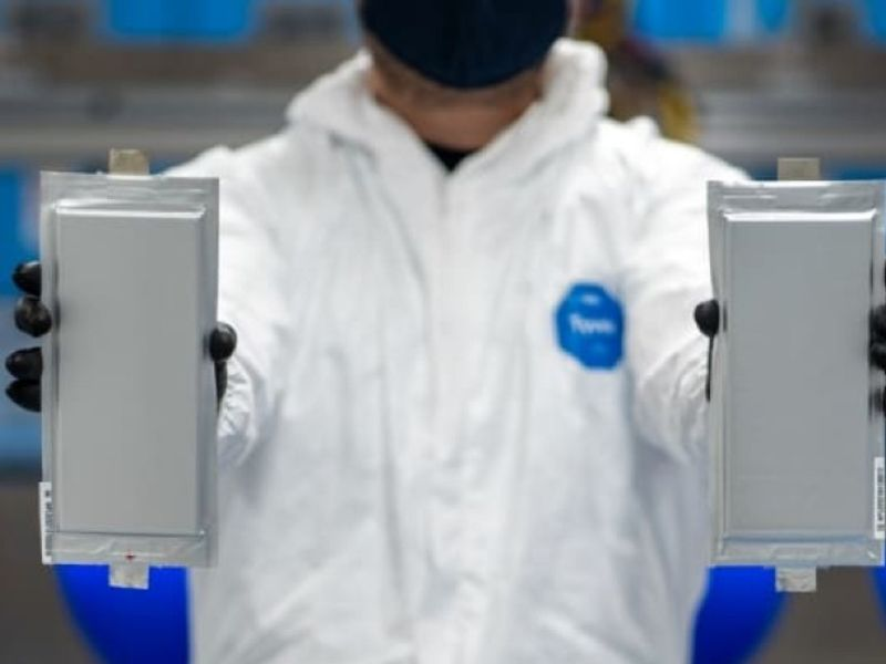 BMW-backed Solid Power seals $1.2B SPAC deal