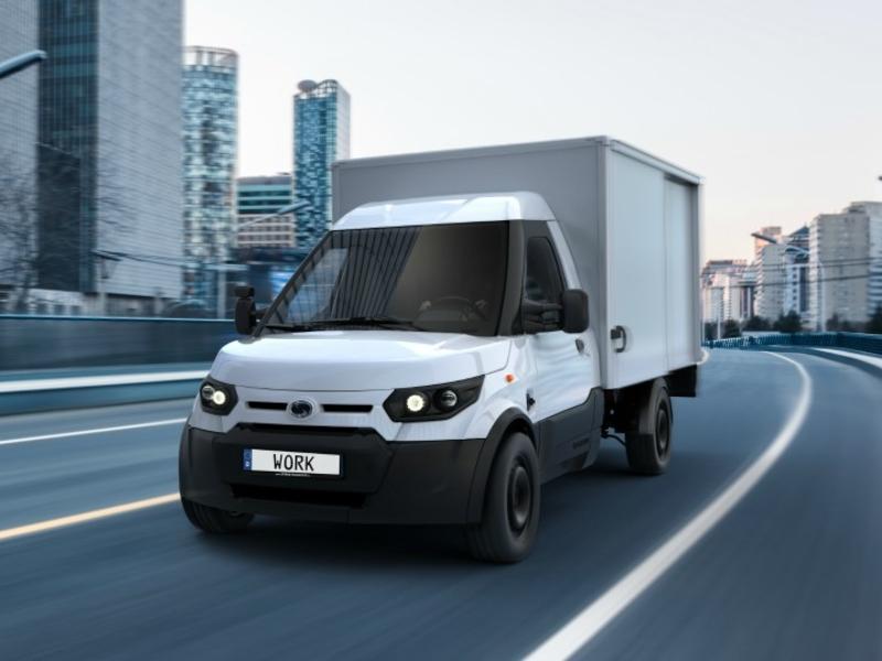 Deutsche Post scraps its electric delivery van built with Ford