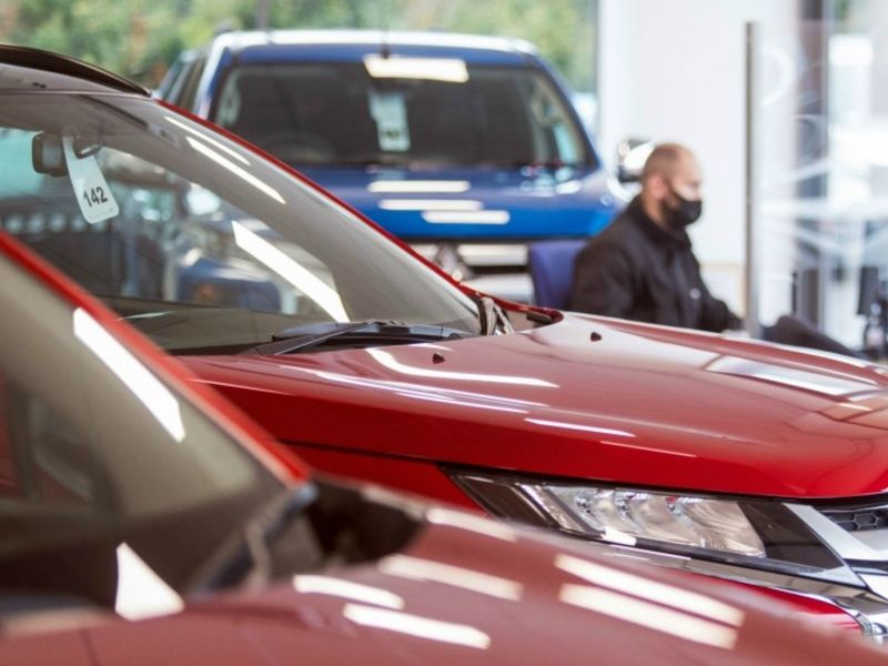 Car production in the UK fell 14% in February due to the COVID-19 hit