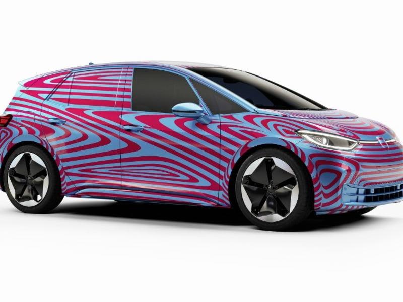 Vw Id3 Electric Car Exceeds Expectations But Trails Tesla