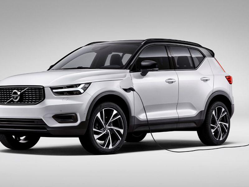 Volvo boosts plug-in hybrid sales 80%, nears 2020 target - Automotive News Europe
