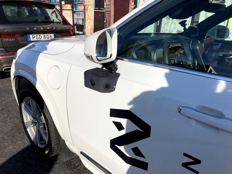 Volvo, Veoneer split Zenuity software JV