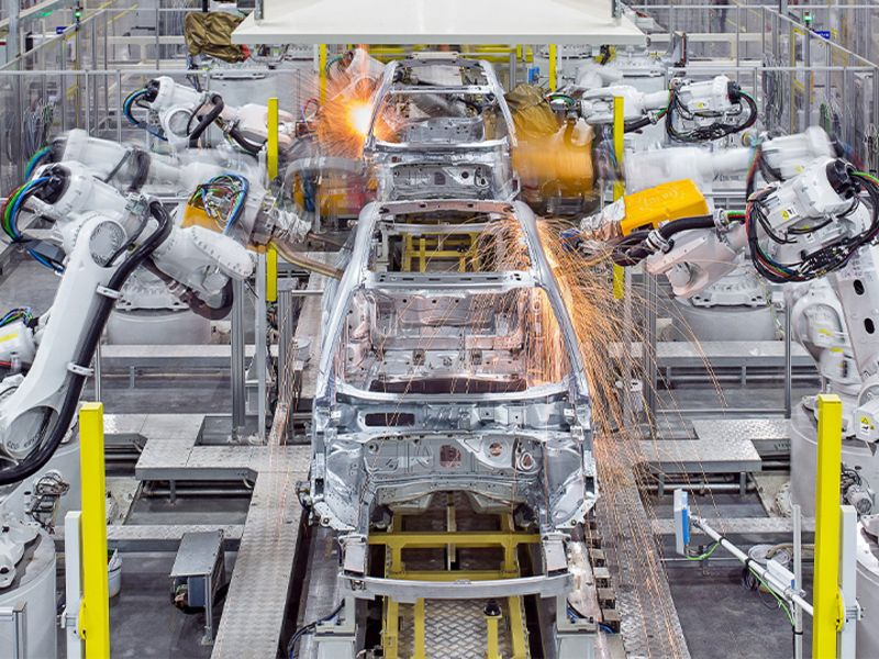 Volvo eyes switch to fossil-free steel