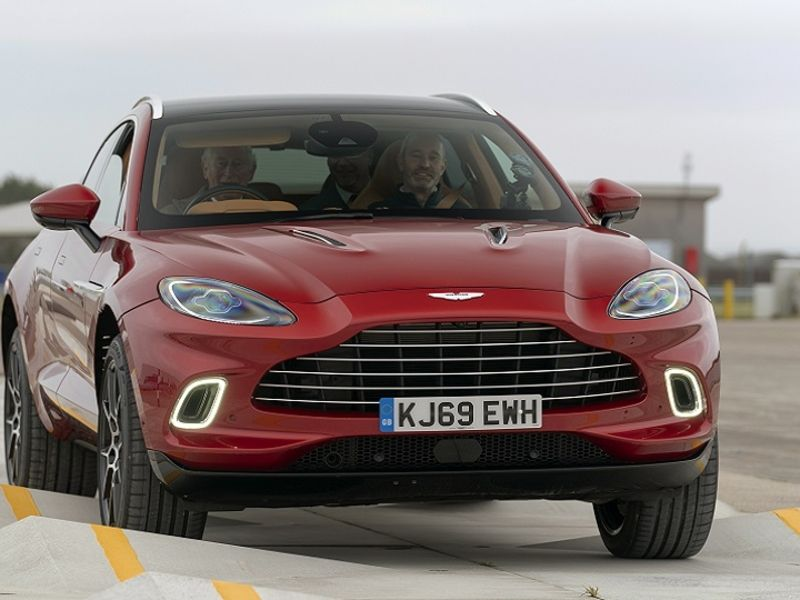 Aston Martin Plans Production Surge As New Suv Brightens Outlook Daily Post Usa