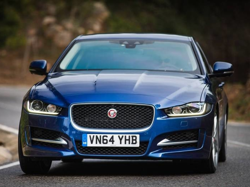 Will Jaguar replace XE, XF sedans with a single EV?
