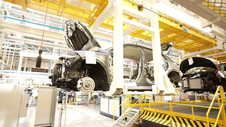 Renault Megane E-Tech production 2021
