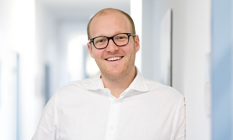 Invers Chief Product Officer Alexander Gmelin