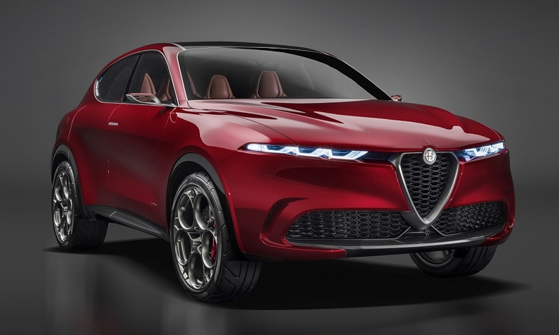 Alfa Romeo's new sports cars, large SUV axed in product