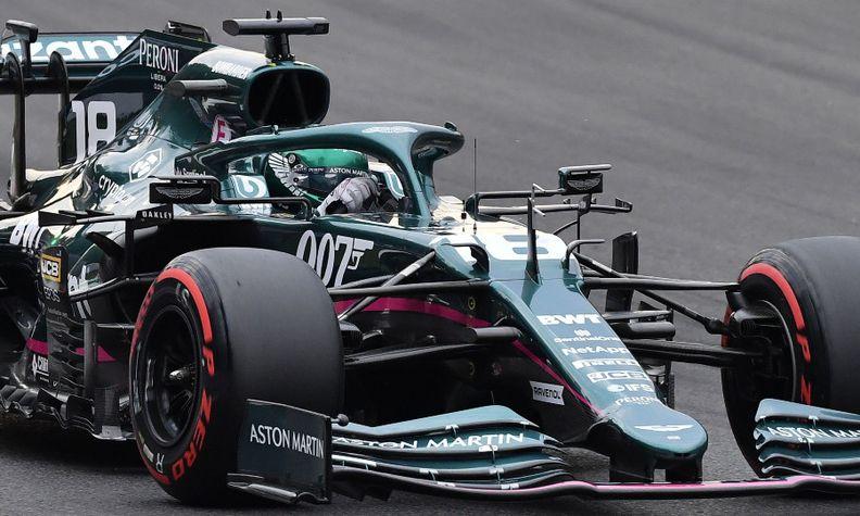 Aston Martin Racing F1