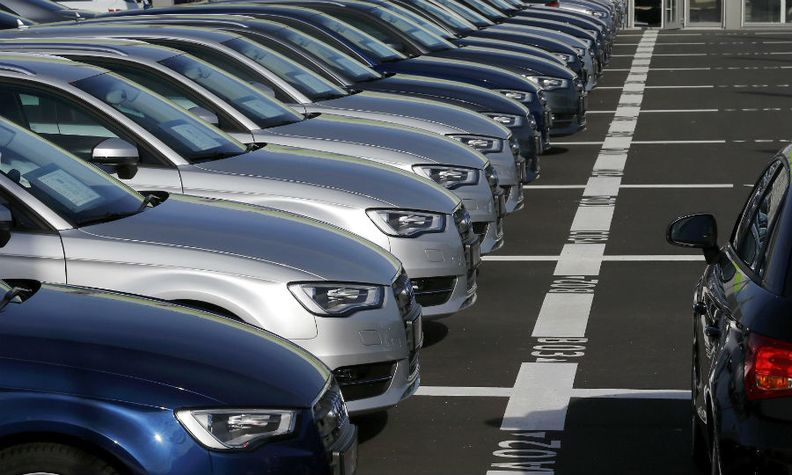 Audi car sales