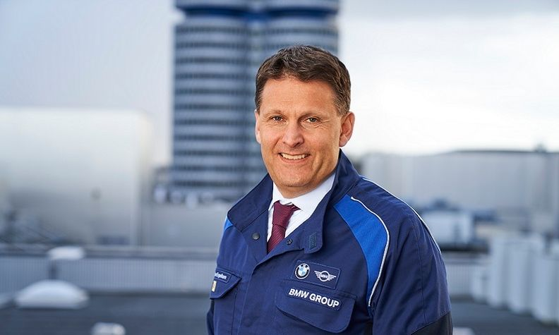 Robert Engelhorn, who currently manages BMW's plant in Munich, will take over the management of the automaker's Spartanburg factory.