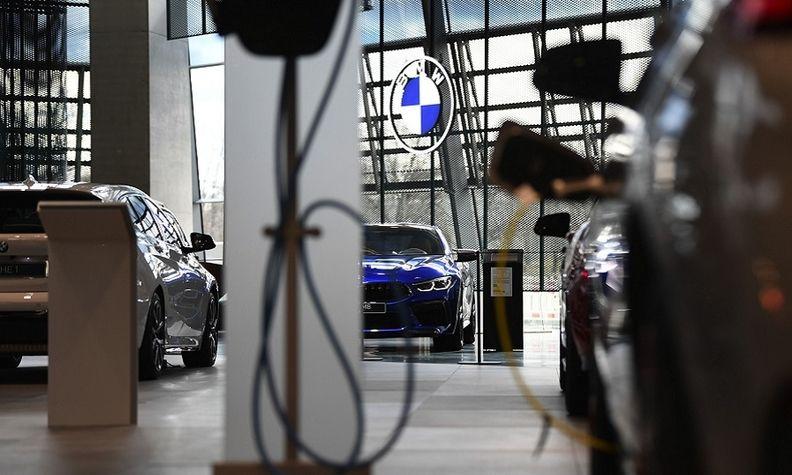 BMW batteries