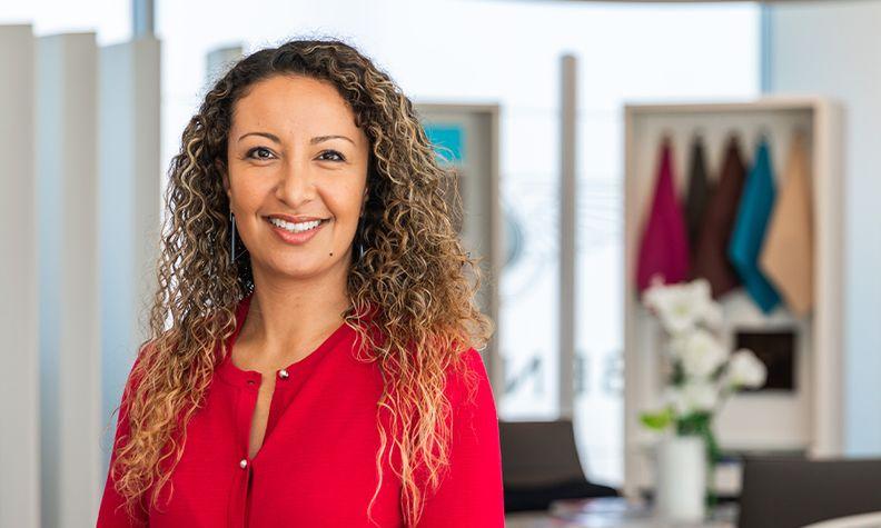 Bentley marketing boss for Europe Amel Boubaaya