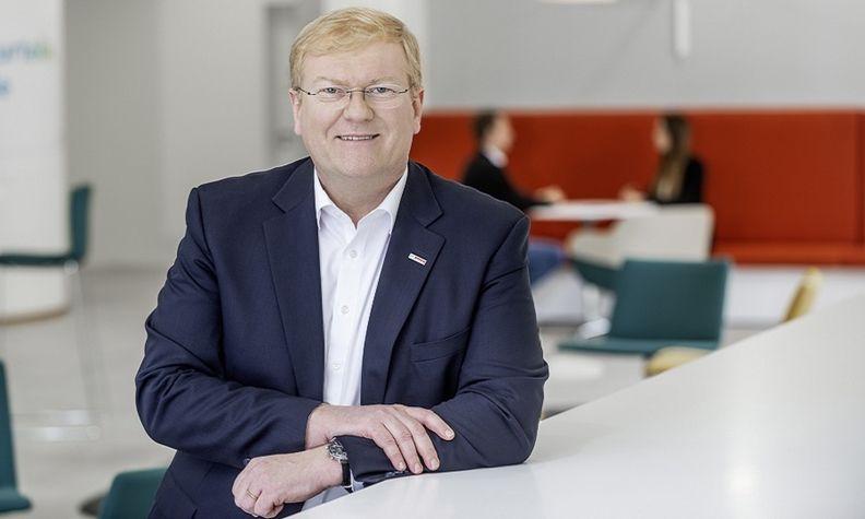 Bosch CEO Hartung