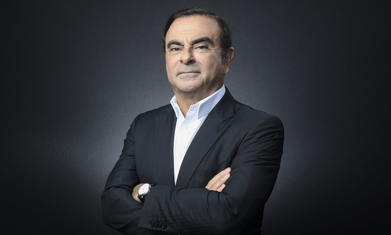Renault chairman and CEO Carlos Ghosn resigns from position