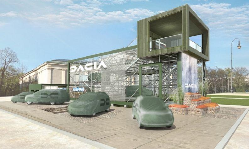 Dacia 2021 IAA Mobility show Munich