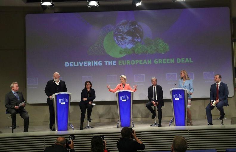 EU climate policy July 14 2021