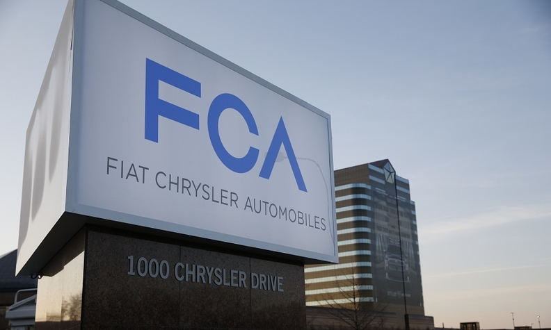 Fiat Chrysler Working with Silicon Valley Startup on Autonomous Vehicles