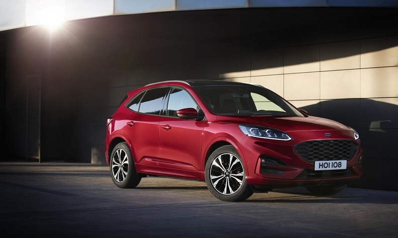 Ford adds Kuga, Explorer plug-in hybrids in Europe in electrification push