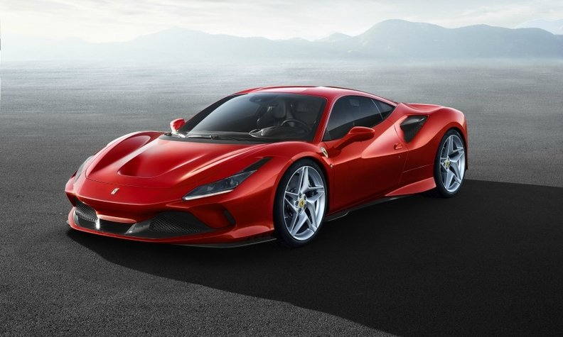 Ferrari F8 Tributo Is Brand's Most Powerful Production V-8 Ever