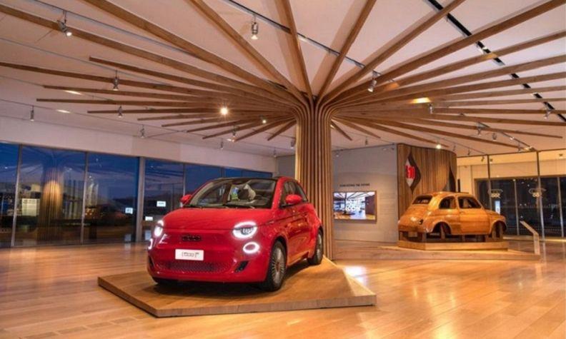 Fiat Casa 500 museum